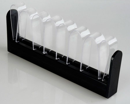 Cord Away 8 Channel Cable Organizer