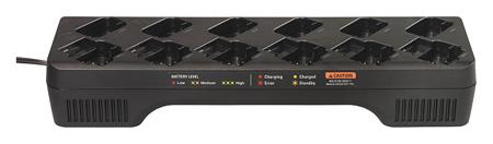 Motorola PMLN7136 DLR Series 12 Unit Cloning Charger