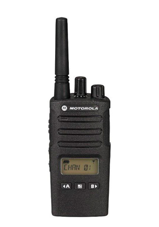 MotorolaRMU2080D Audible Channel Announcement w/Voice UHF 8-Channel 2-Watt Radio