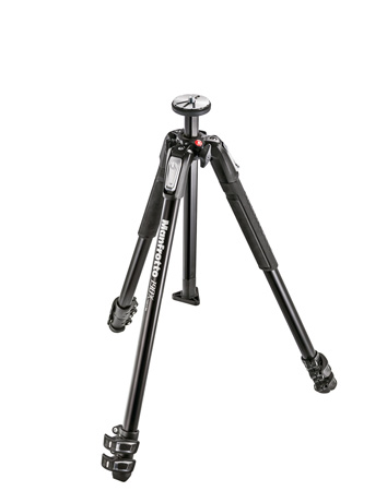 Manfrotto MT190X3 Aluminum 3-Section Tripod