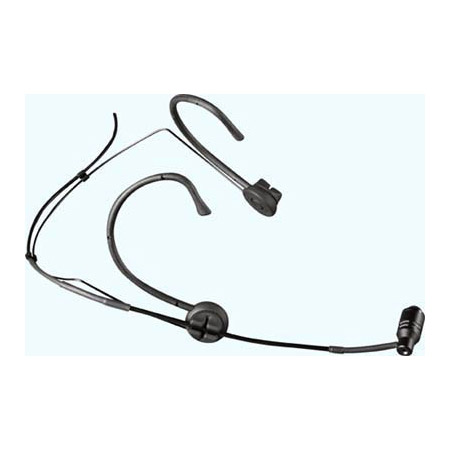 Mipro MU-53HNX 10mm Headworn Water-Resistant Mic with Mini-XLR Black