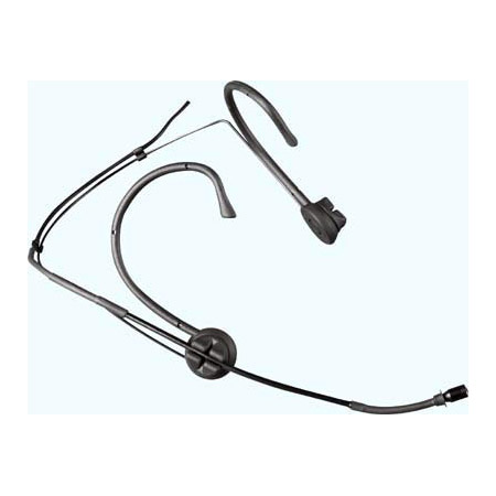 Mipro MU-55HNX 4.5mm Headworn Water-Proof Mic with Mini-XLR Black