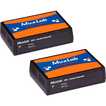 Muxlab 500390 DVI/Audio Extender Kit