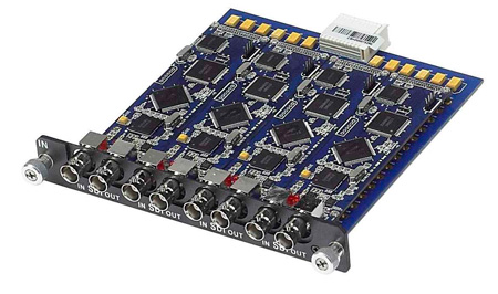 MuxLab 500473 4 Channel 3G SDI Input Card