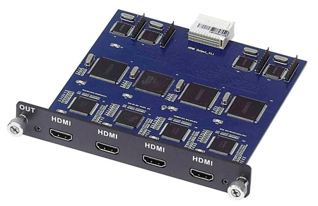 MuxLab 500475 4 Channel HDMI Output Card