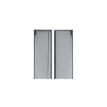 Middle Atlantic MW-CLVRD-42 Vented Split Rear Door - 42 Space