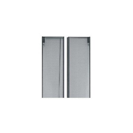 Middle Atlantic MW-CLVRD-44 Vented Split Rear Door
