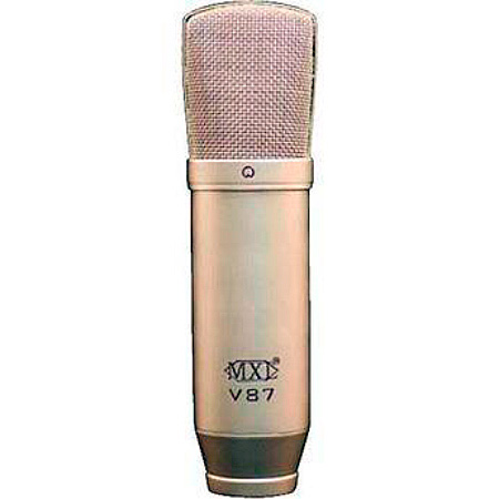 MXL V87 Low Noise Condenser Microphone