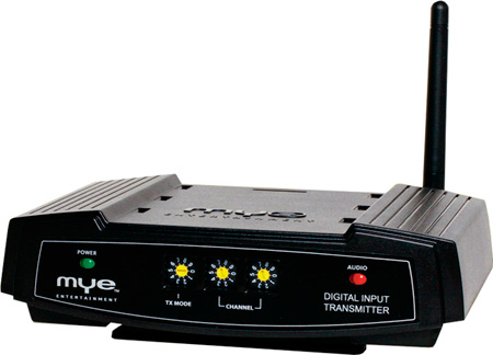MYE MWTD-S9 Digital Single Channel Transmitter