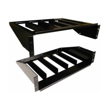 Multi Unit Shelf (5) Dish Net 222 Satellite Receiver