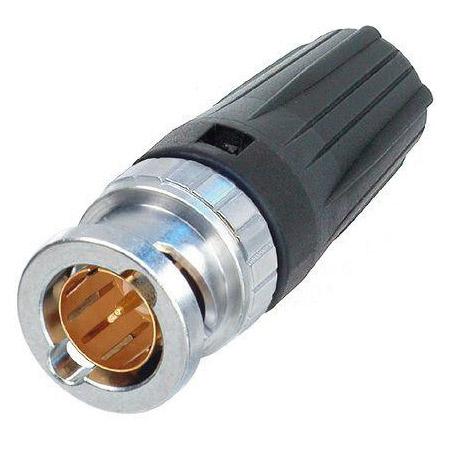 Neutrik NBNC75BZV14 RearTWIST BNC Cable Connector for Belden 1794A