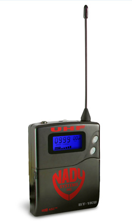 Nady BT-1KU Beltpack Transmitter For 2W-1KU Receiver