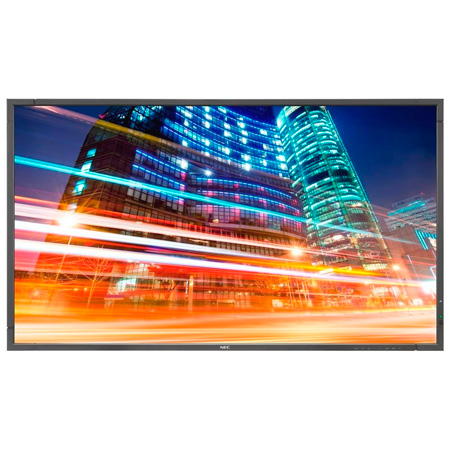 NEC P553AVT 55in LED Backlit Professional-Grade Large Screen Display