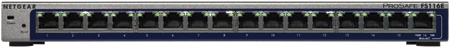 Netgear ProSafe 16-Port 10/100 Mbps Fast Ethernet Switch