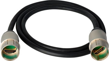 Neutrik NKHDMI-1 HDMI 1.3a Cable (1 Meter)