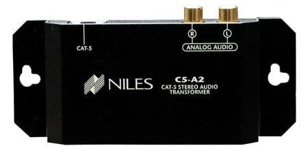 Niles C5-A2 CAT-5 Stereo Audio Balun