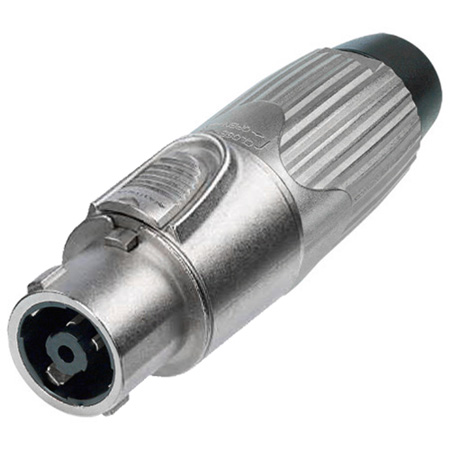 Neutrik NLT8FX Speakon TX-Line 8-Pole Female Connector Nickel Housing