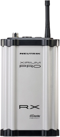 Neutrik NXP2RX XIRIUM PRO RX Base Station Receiver