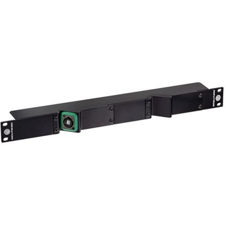Neutrik NZPF1RU opticalCON Panel Frame 1RU