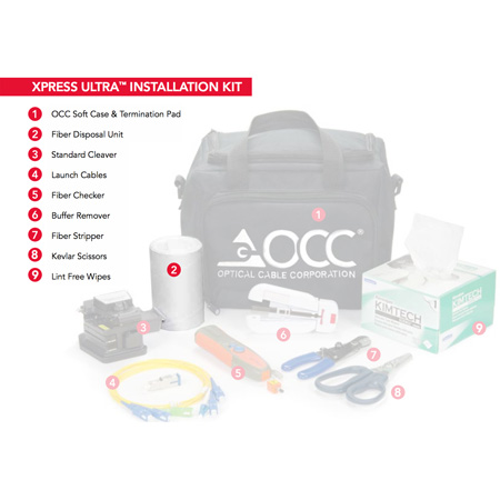 OCC RFCFD Xpress Ultra™ Field Installation Kit