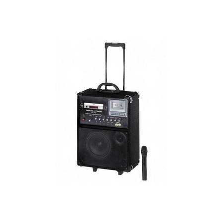 Oklahoma Sound PRA-7000 100 Watt PA Amplifier System