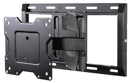 OmniMount OC120FM Full Motion Mount for 43-70 Inch TVs
