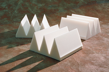 Beige Sonex Super 12inx12in 6in Thick Painted 20 Per Box