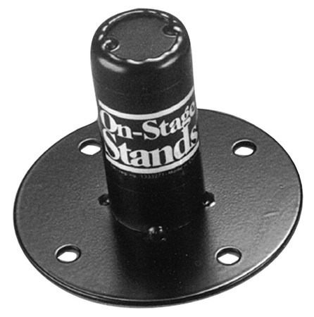 On Stage Stands SSA15 1-1/2 Inch Cabinet Insert