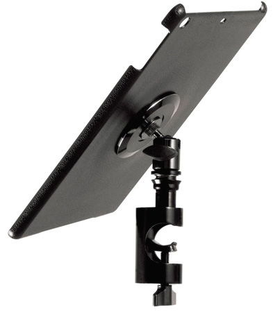 On-Stage Stands TCM9361 iPad Air Snap-On Cover w/ Round Clamp