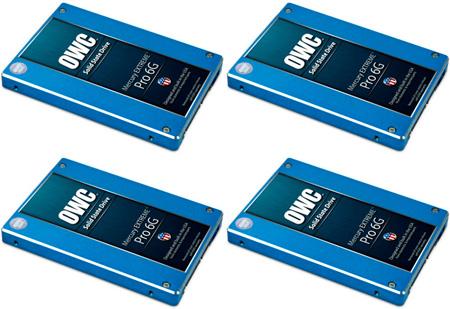 OWC SSD7P6G120 120GB Net Capacity MLC Sync 24NM Based 2.5 SSD SATA 3.0 - 4pk