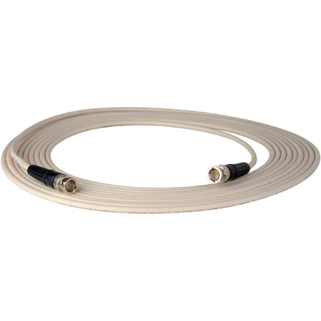 Plenum RG59/U BNC Male to Male Video Cable 25 Foot