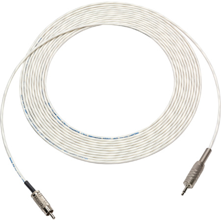 Plenum Mini to RCA Male Audio Cables 25ft.