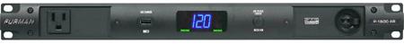 Furman P-1800 AR Voltage Regulator / Power Conditioner - 15 Amp