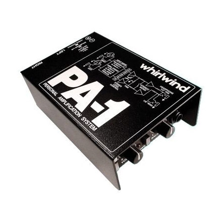 Whirlwind PA-1 Personal Headphone Monitor