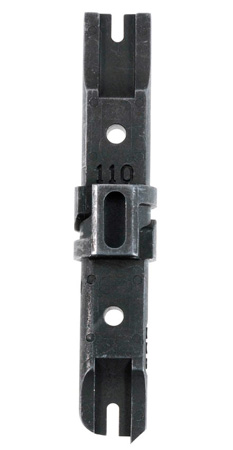 Greenlee PA4572 Reversible 110 Cut & Punch or Punch-Only Blade for PAL-3572