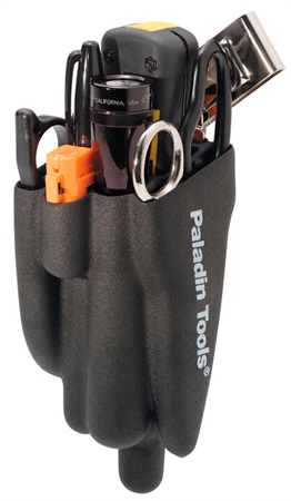 Greenlee PA4941 Technicians Kit- Grip Pack Sure Punch Pro