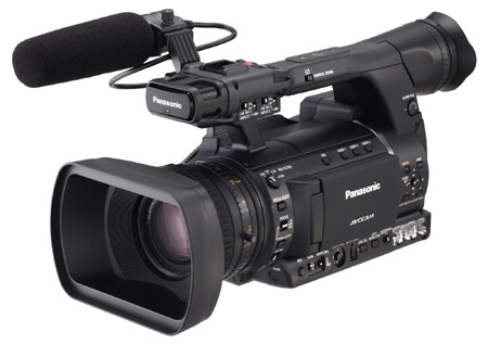 Panasonic AG-AC160APJ AVCCAM 1/3-Inch 2.2 Megapixel 3-MOS HD Handheld Camcorder with HD-SDI Output