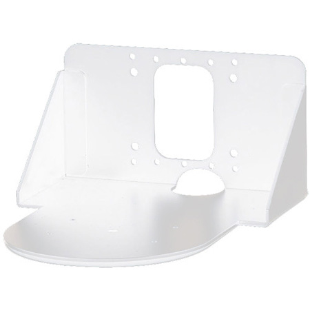Panasonic FEC-40WMW Heavy Duty Wall Mount for use with AW-HE40SKPJ and HKPJ Pan-Tilt Cameras - White
