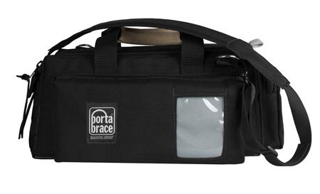 PortaBrace CAR-1CAM Cargo Case Camera Edition - Small - Black