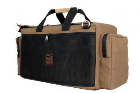 PortaBrace CAR-2CAM Cargo Case - Camera Edition - Black