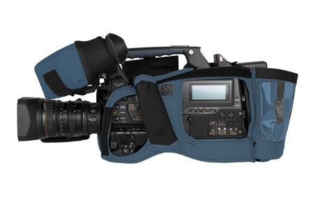 Portabrace CBA-PMW500 Camera Body Armor for the Sony PMW-500 - Blue