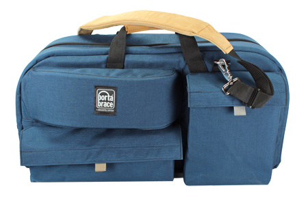 Porta-Brace CTC-5 Traveler Camera Case Blue
