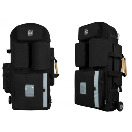 Portabrace HK-12BOR Wheeled Backpack for ENG Cameras