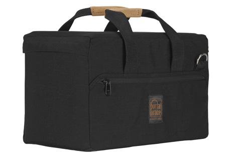 Portabrace LB-1B Lens Bag Carrying Case - Black