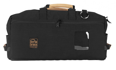 PortaBrace LR-2B Light Run Bag - Medium Size (Black)
