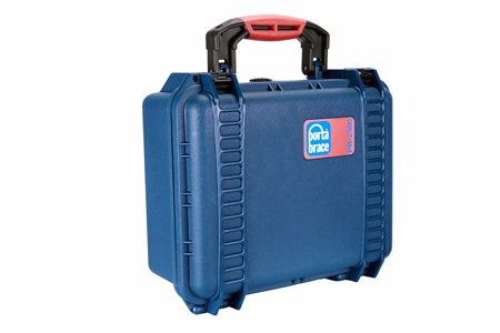 Porta-Brace PB-2300F Extra-Small Vault Hard Case - Foamed