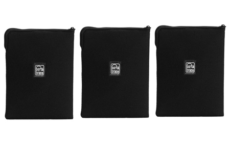 PortaBrace PB-B8123 Zippered Padded Pouches - Set of 3
