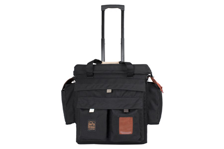Portabrace RIG-C3500OR RIG Carrying Case with Off-Road Wheels for Canon C300 & C500 - Black