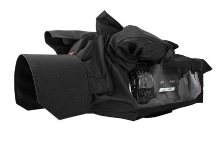 PortaBrace RS-HM700B Rain Slicker for JVC HM700 - Black