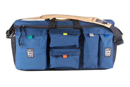 Porta Brace PC-3 Large Production Case BLUE